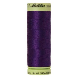 0046 - Deep Purple Silk Finish Cotton 60 Thread