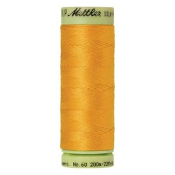 0161 - Marigold Silk Finish Cotton 60 Thread