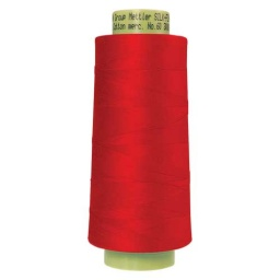 0504 - Country Red Silk Finish Cotton 60 Thread - Large Spool
