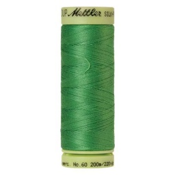 1314 - Vibrant Green Silk Finish Cotton 60 Thread