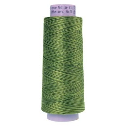 9818 - Ferns  Silk Finish Cotton Multi 50 Thread - Large Spool