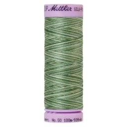 9819 - Spruce Pines  Silk Finish Cotton Multi 50 Thread