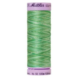 9821 - Minty  Silk Finish Cotton Multi 50 Thread
