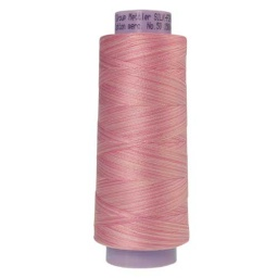 9837 - So Soft Pink  Silk Finish Cotton Multi 50 Thread - Large Spool