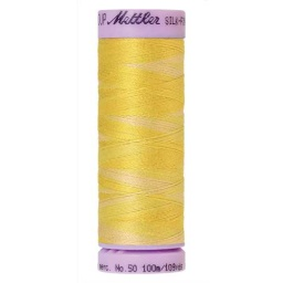 9859 - Canary Yellow  Silk Finish Cotton Multi 50 Thread