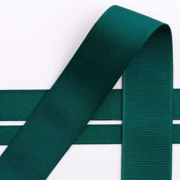 Dark Green Grosgrain