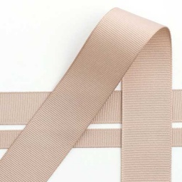 Taupe Grosgrain