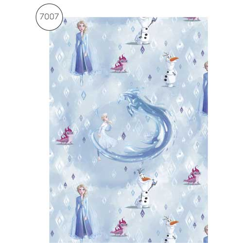 MC7007 - Disney Frozen Fabric