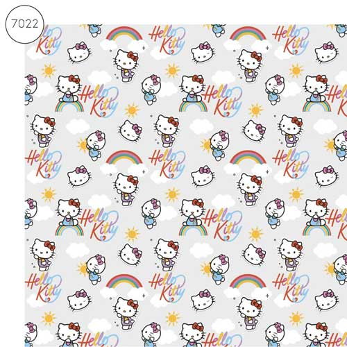 MC7022 - Hello Kitty Fabric