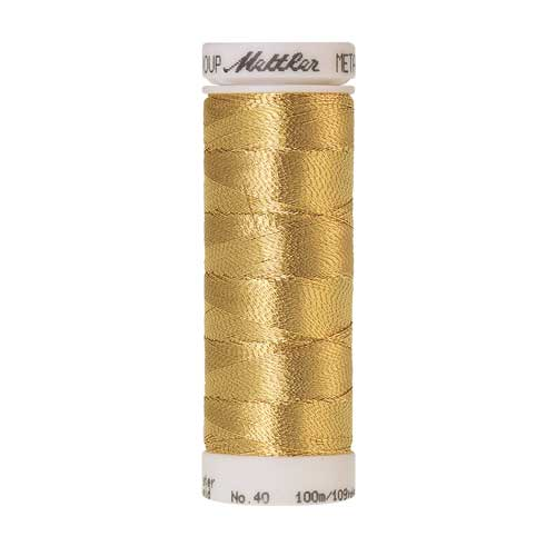 0500 - Beaten Gold Metallic Thread