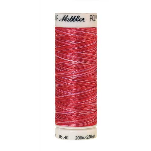 9405 - Strawberry Blitz  Poly Sheen Multi Thread