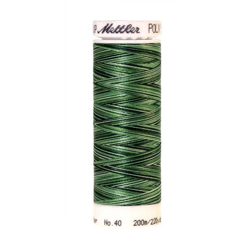9805 - Field Greens  Poly Sheen Multi Thread