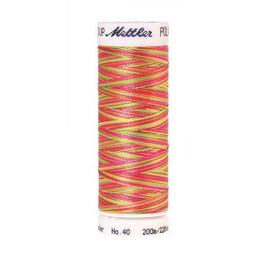 9914 - Sporty Neons  Poly Sheen Multi Thread