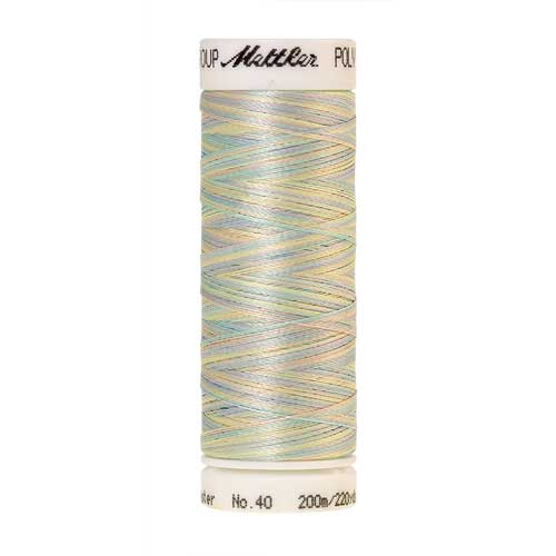9936 - Baby Boy Pastels  Poly Sheen Multi Thread