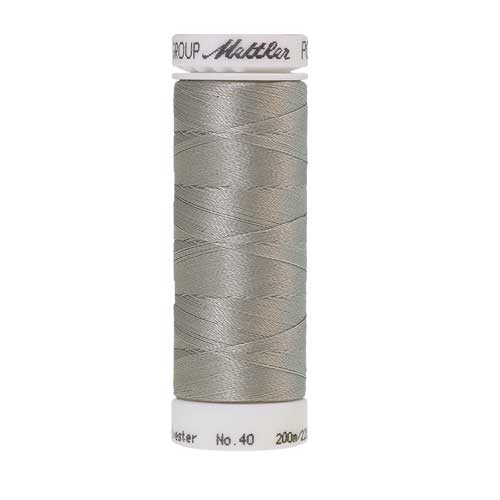 0142 - Sterling Poly Sheen Thread