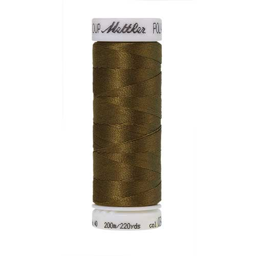 0345 - Moss Poly Sheen Thread