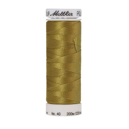0442 - Tarnished Gold Poly Sheen Thread