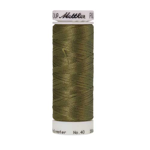 0454 - Olive Drab Poly Sheen Thread