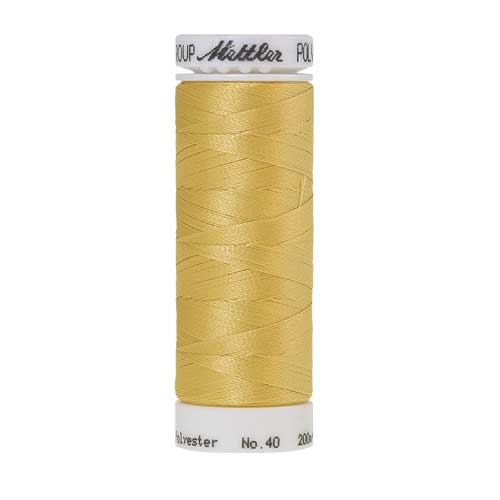 0741 - Wheat Poly Sheen Thread
