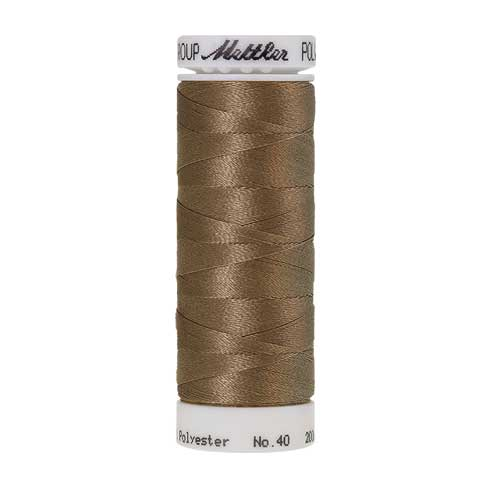0763 - Dark Rattan Poly Sheen Thread