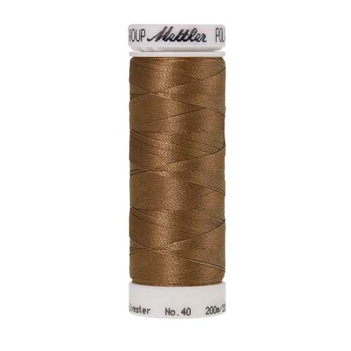0853 - Pecan Poly Sheen Thread