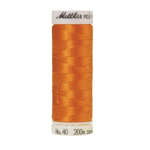 0904 - Spanish Gold Poly Sheen Thread