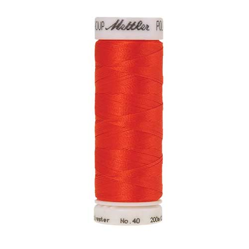 1305 - Fox Fire Poly Sheen Thread