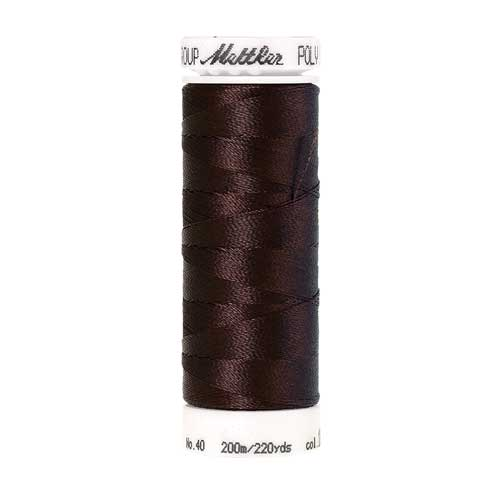1876 - Chocolate Poly Sheen Thread