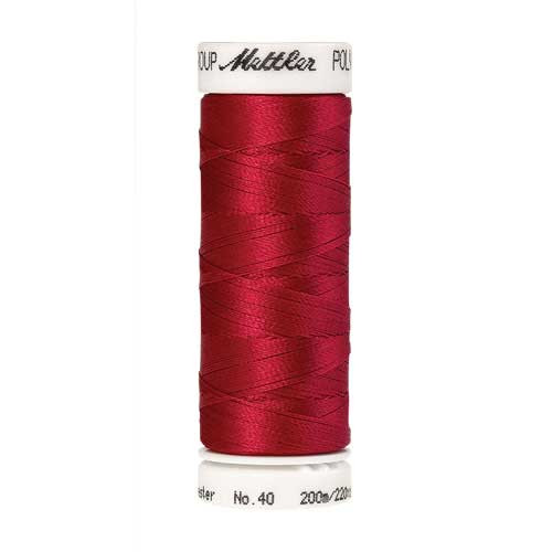 1900 - Geranium Poly Sheen Thread