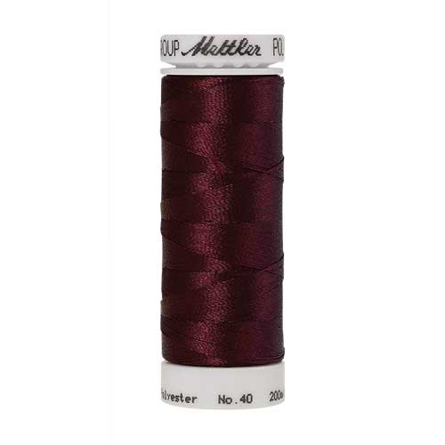 2115 - Beet Red Poly Sheen Thread