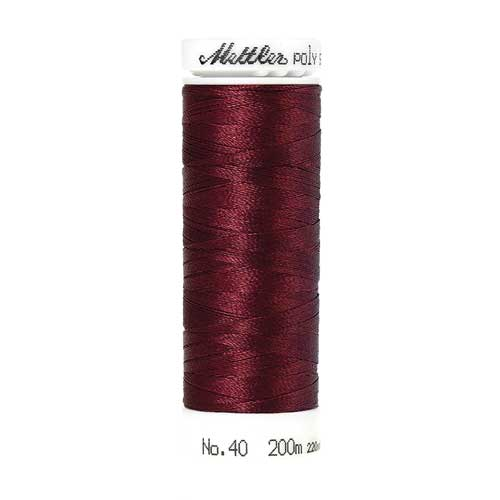 2224 - Claret Poly Sheen Thread