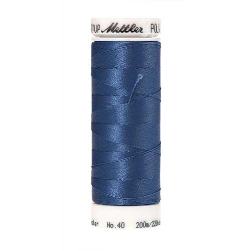 3620 - Marine Blue Poly Sheen Thread