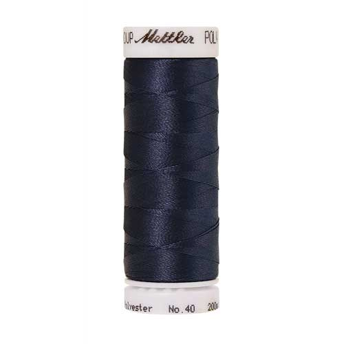 3645 - Prussian Blue Poly Sheen Thread