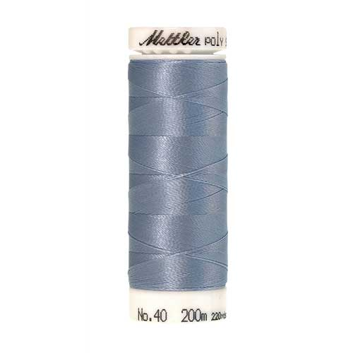 3652 - Baby Blue Poly Sheen Thread
