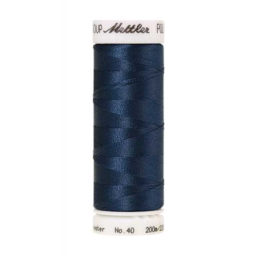 3732 - Slate Blue Poly Sheen Thread