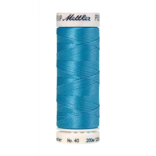 3910 - Crystal Blue Poly Sheen Thread