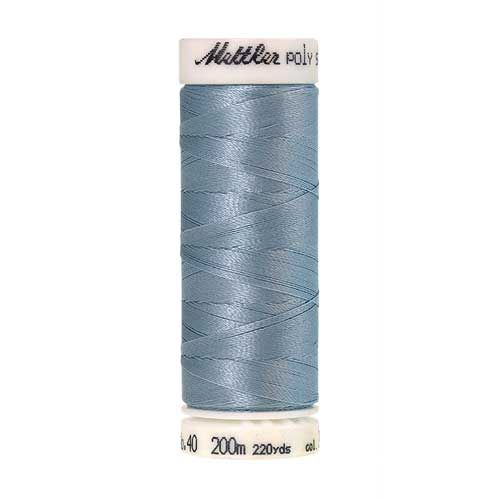 3951 - Azure Blue Poly Sheen Thread