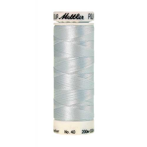 3963 - Hint of Blue Poly Sheen Thread