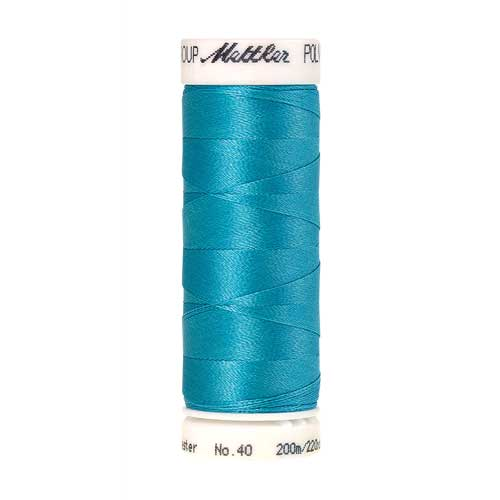 4111 - Turquoise Poly Sheen Thread