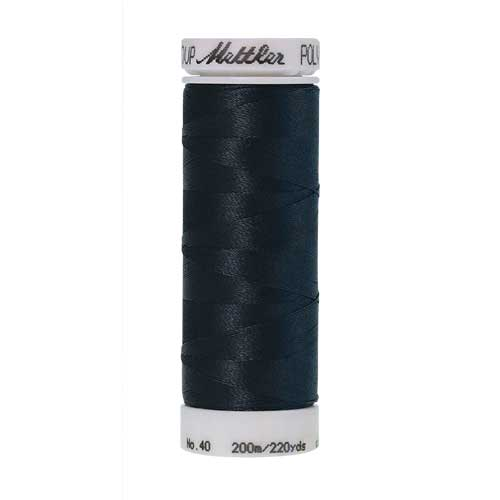 4174 - Charcoal Poly Sheen Thread