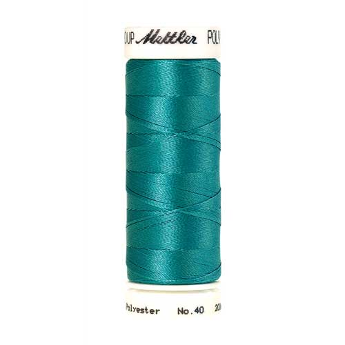 4610 - Deep Aqua Poly Sheen Thread