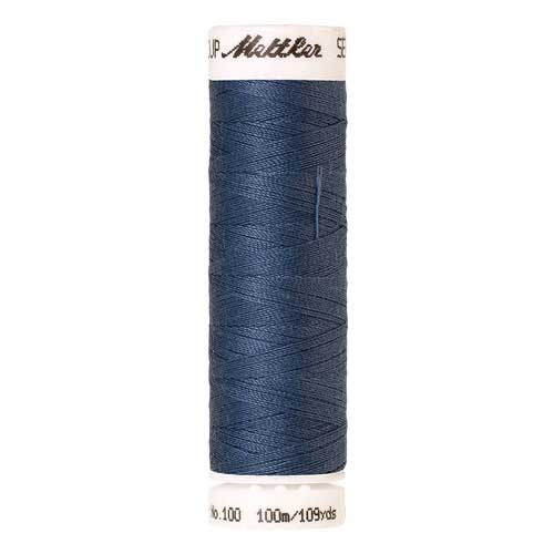 0351 - Smoky Blue Seralon Thread