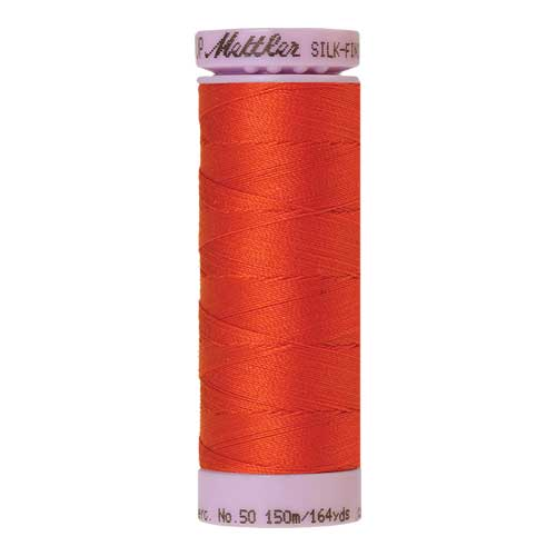 0450 - Paprika Silk Finish Cotton 50 Thread