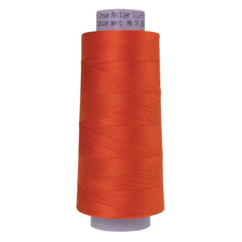 0450 - Paprika Silk Finish Cotton 50 Thread - Large Spool
