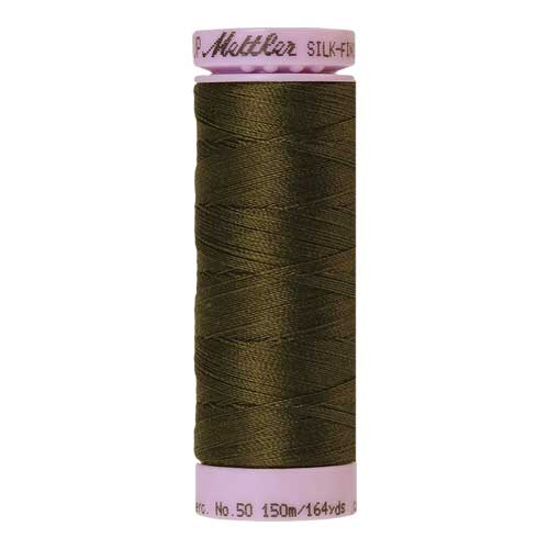 0667 - Golden Brown Silk Finish Cotton 50 Thread