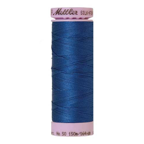 0697 - Snorkel Blue Silk Finish Cotton 50 Thread