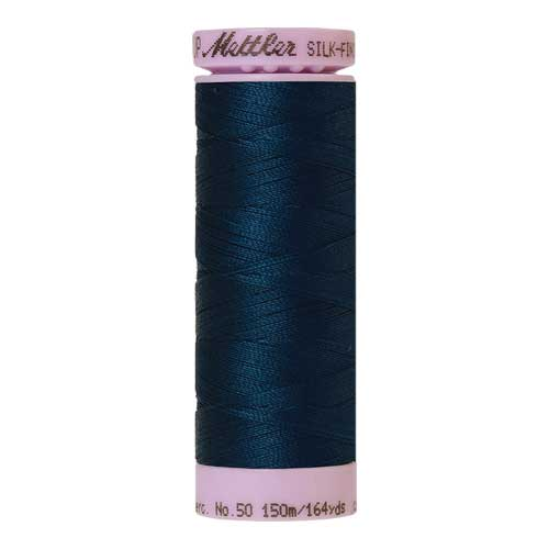 0807 - Slate Blue Silk Finish Cotton 50 Thread