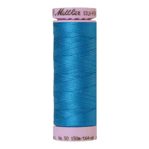 0999 - Carribbean Sea Silk Finish Cotton 50 Thread