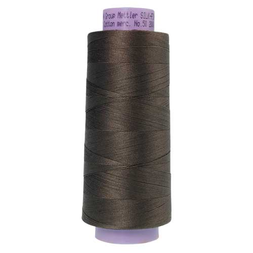1043 - Olive Silk Finish Cotton 50 Thread - Large Spool