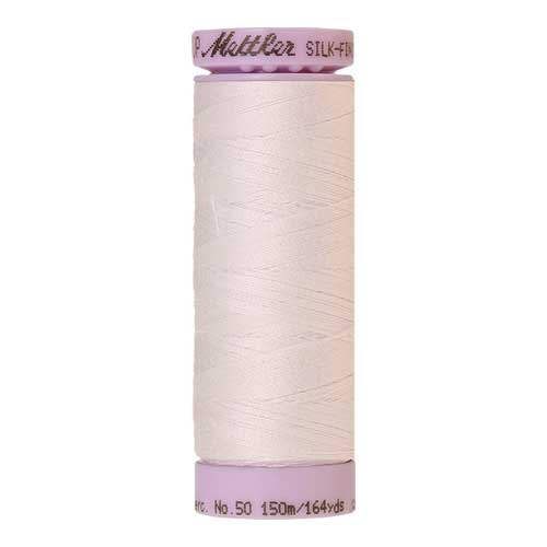 2000 - White Silk Finish Cotton 50 Thread